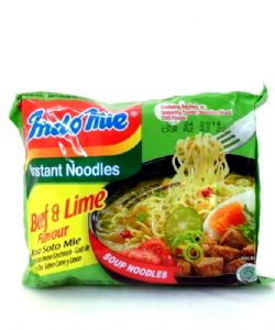 Indomie Soto Mie Beef & Lime Instant Noodles | Buy Online at the Asian Cookshop